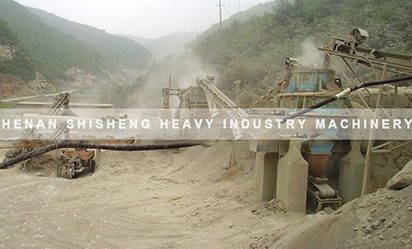Lead and zinc mineral processing process in Shanxi