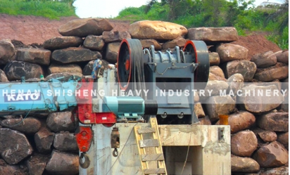 Laterite nickel ore dressing installation in Congo