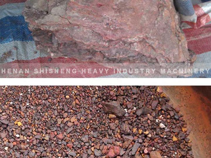 Hematite mineral -04