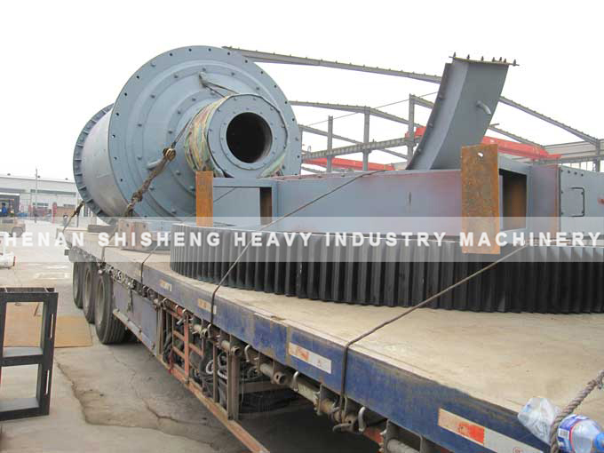 One set of ball mill -01