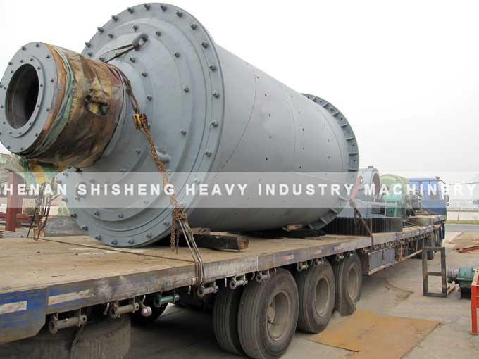 One set of ball mill -02
