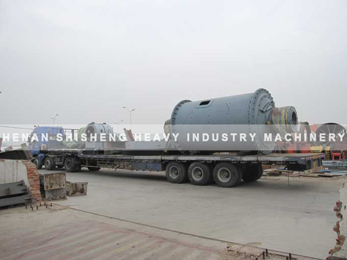 One set of ball mill -03